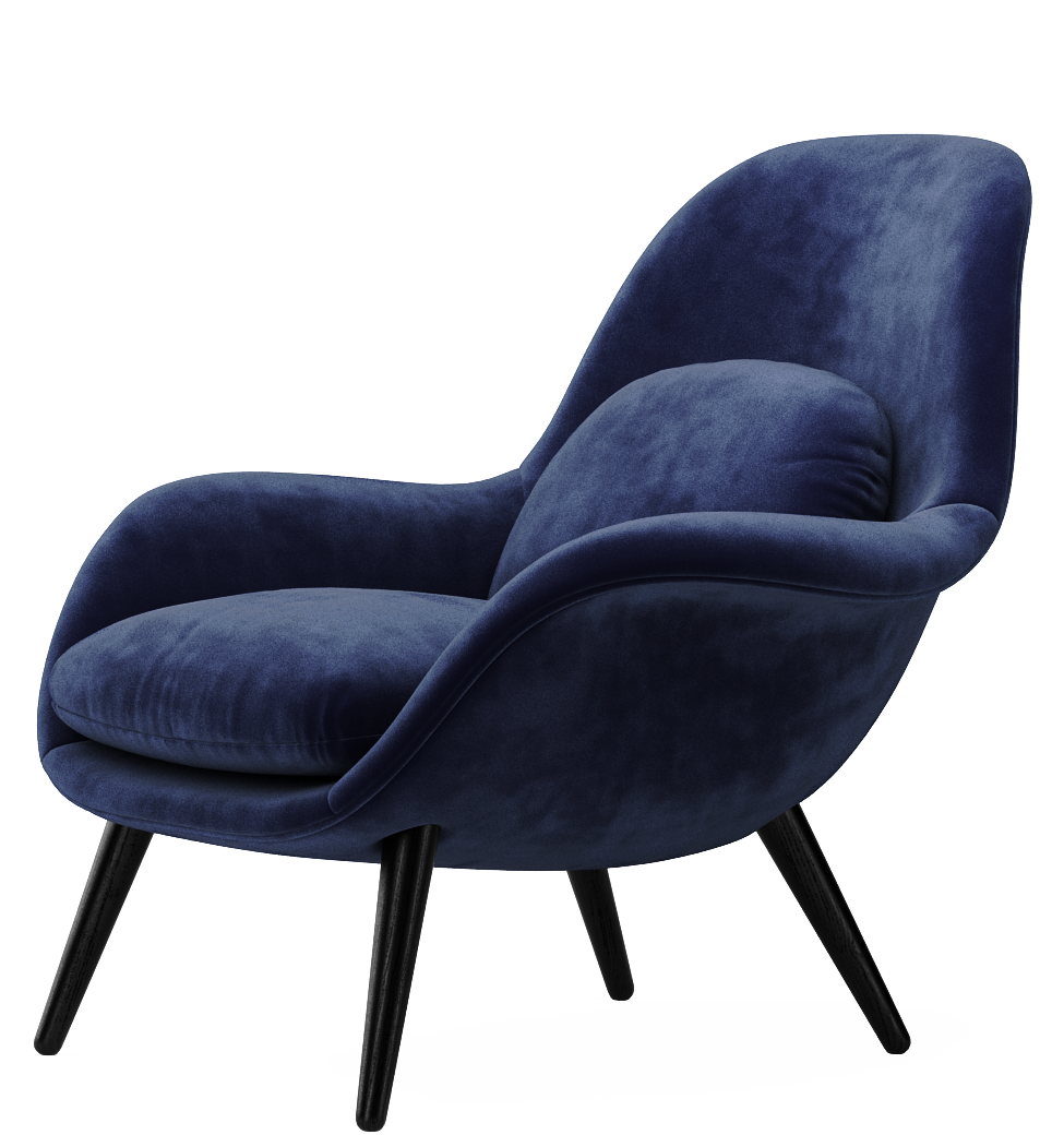 3d-model-swoon-lounge-chair-by-fredericia