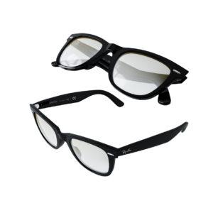 3d model Wayfarer Sunglasses by RayBan
