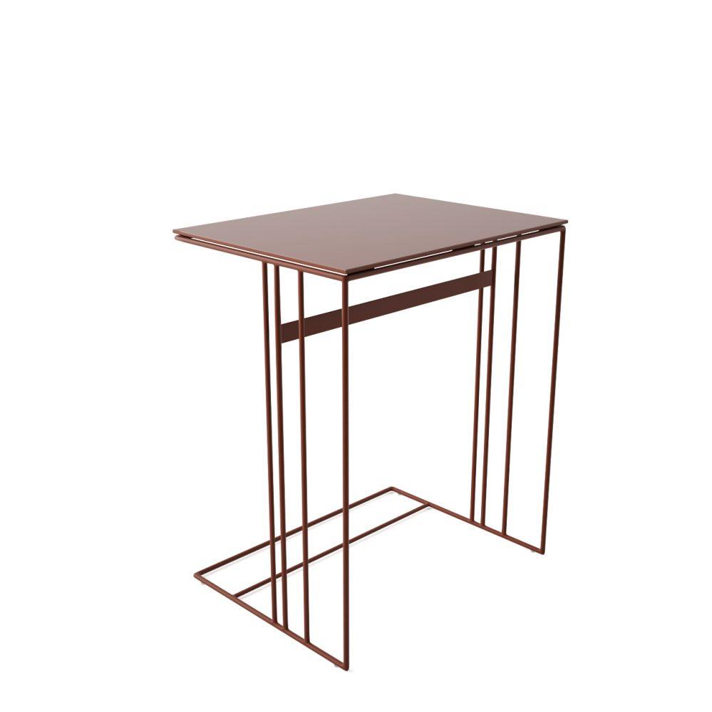 3d model Alba Side Table by BoConcept