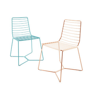 Antia Chair by Formabilio