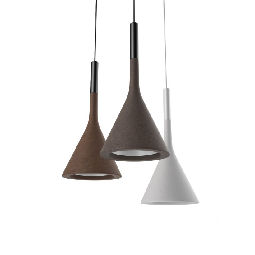 3d model Aplomb Suspension Light by Focsarini