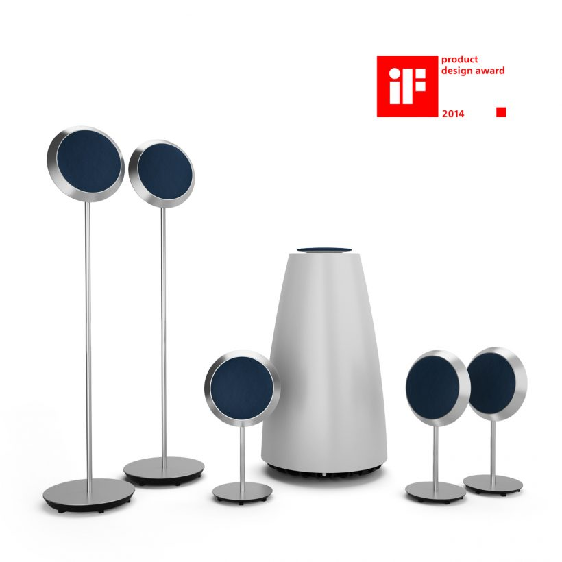 3d model BeoLab 14 by Bang & Olufsen