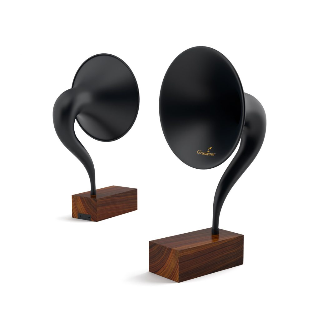 3d model Bluetooth Gramophone by Gramovox