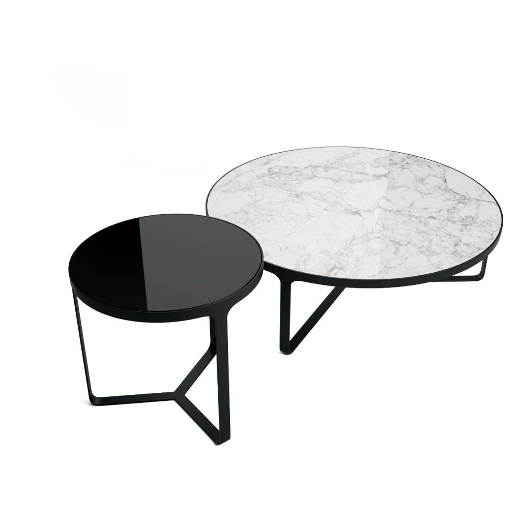 3d model Cage Tables by Tacchini