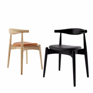 CH 20 Elbow Chair by Hans Wegner