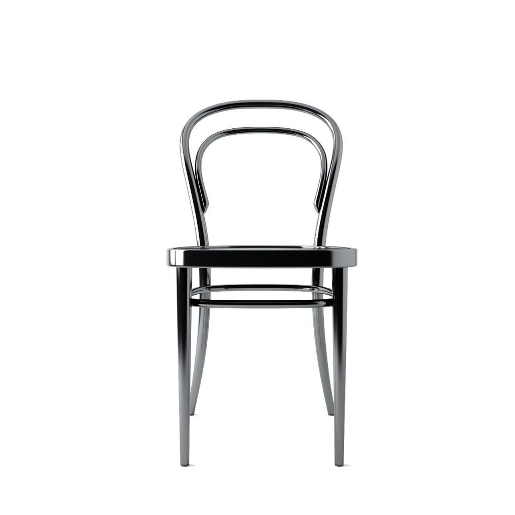 3d model 214 Silla Chair by Thonet