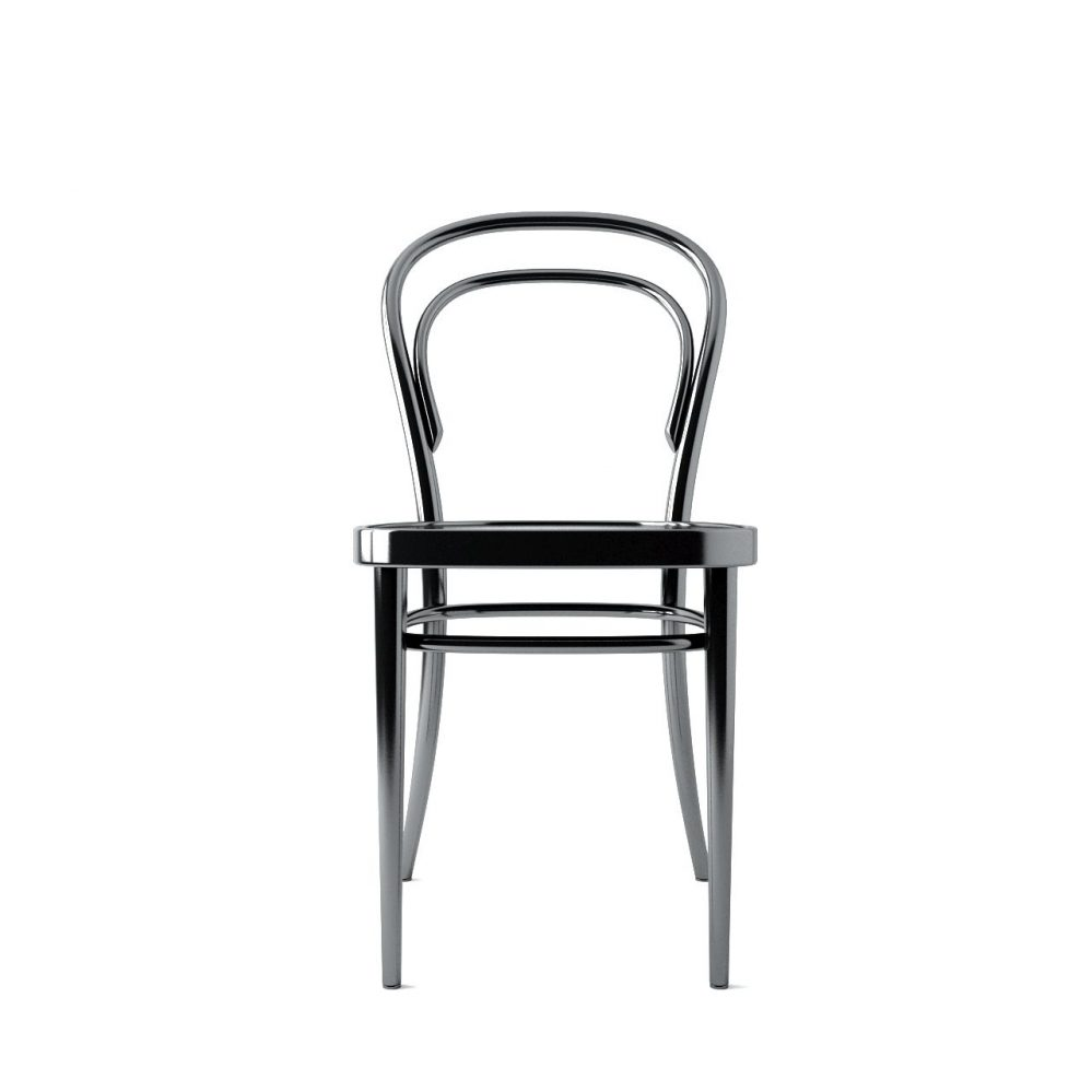 214 silla chair by thonet dimensiva