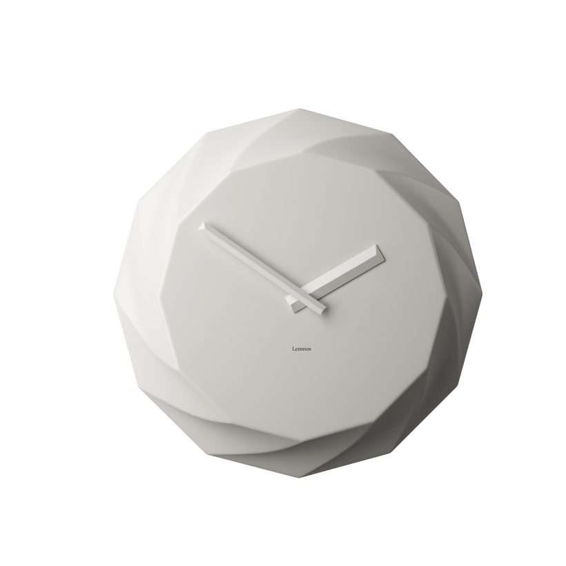 3d model Diamond & Rose Clock by Lemnos