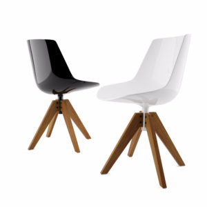 3d model Flow Chair by MDF Italia