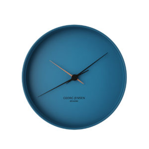 HK Wall Clock by Georg Jensen