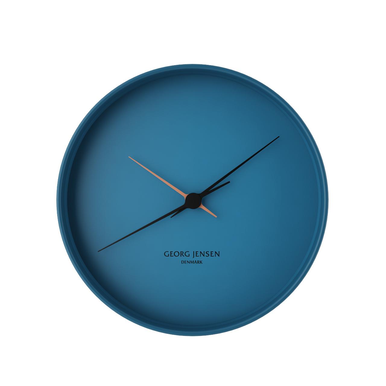 Hk Wall Clock By Georg Jensen Dimensiva
