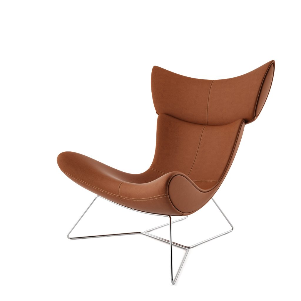 3d model Imola Chair by BoConcept