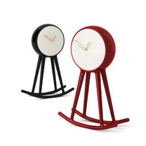 Infinity Clock by Bosa Ceramiche