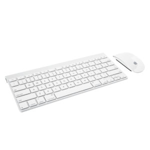3d model Keyboard & Magic Mouse by Apple