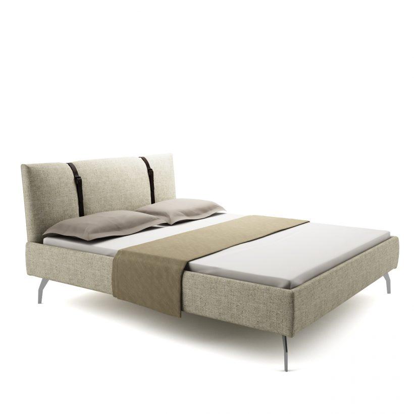 3d model Legami Bed by Zanotta