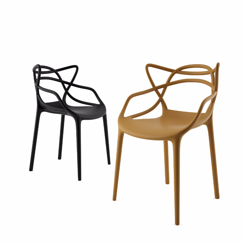 chaise kartell master kartell masters dining chair with. Black Bedroom Furniture Sets. Home Design Ideas