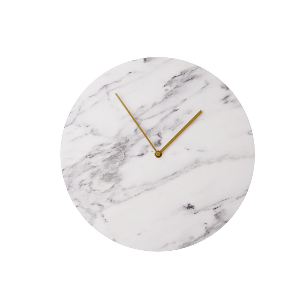 3d model Marble Wall Clock by Norm Architects