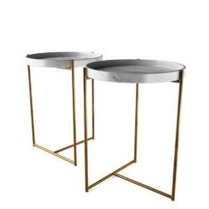 3d model Oliver Tray Table by Evie Group