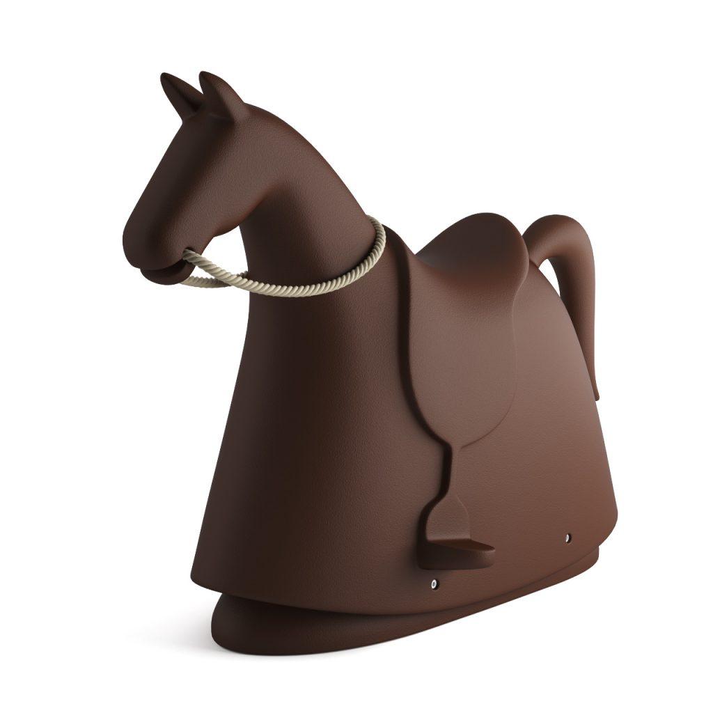 3d model Rocky Horses by Magis