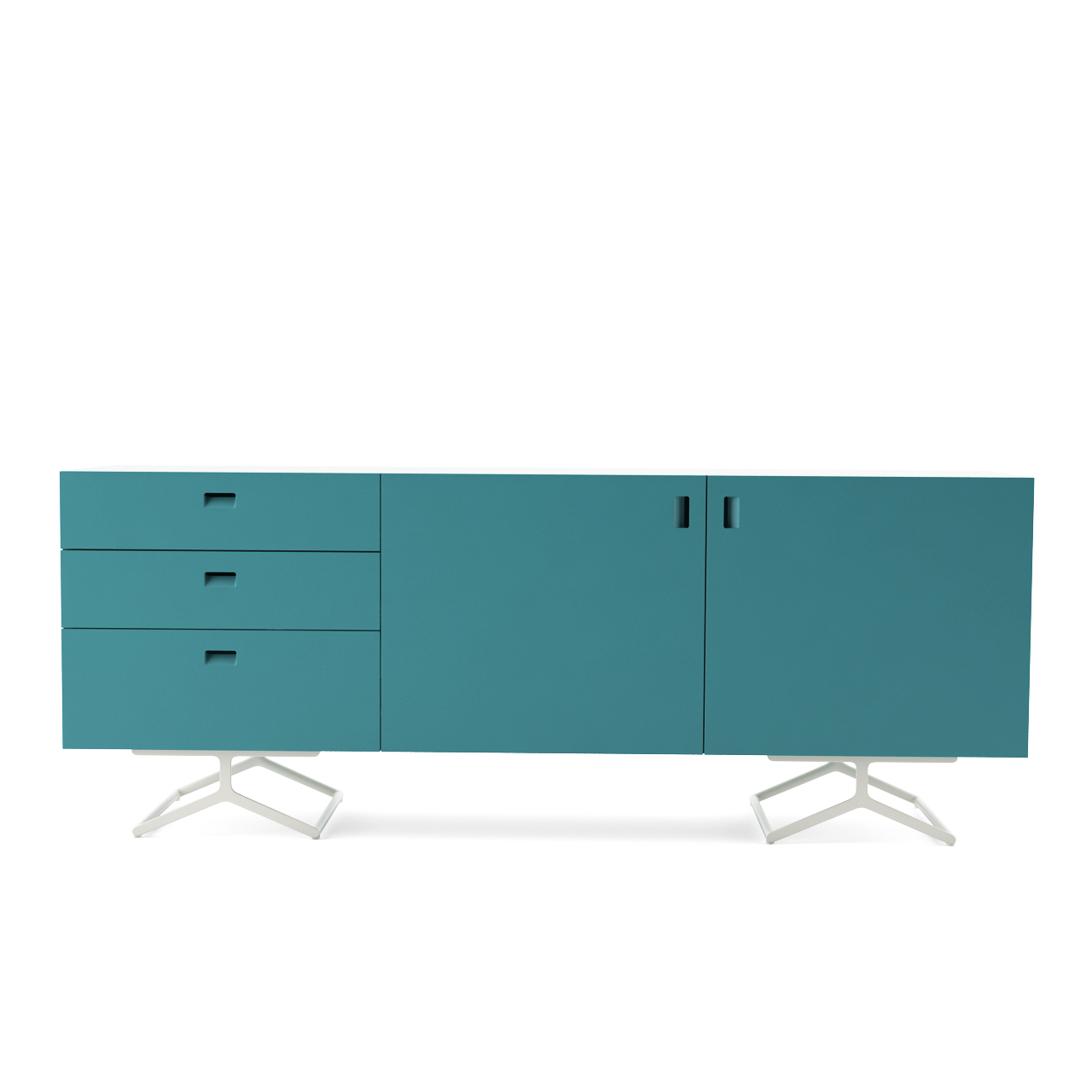Satellite Sideboard Cabin by Quodes