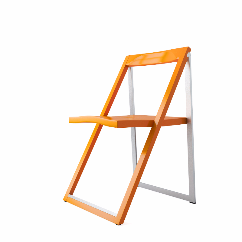 3d model Skip Folding Chair by Calligaris