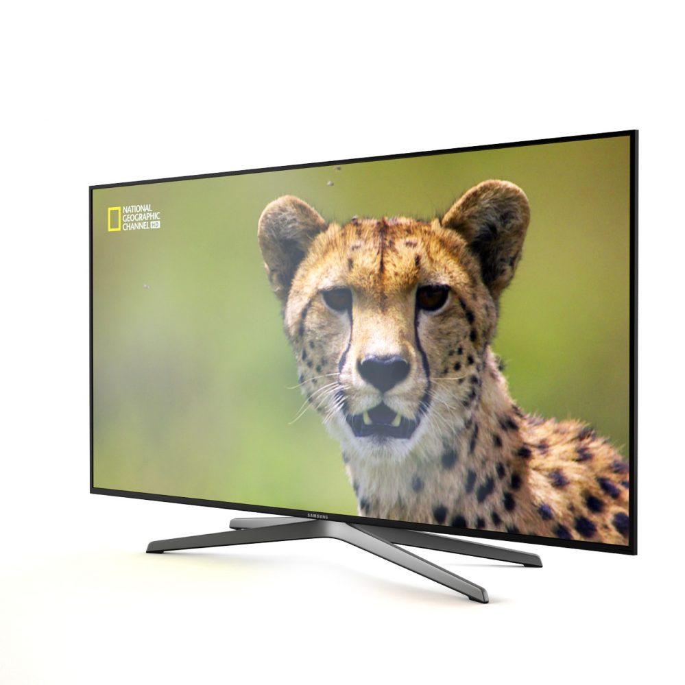 3d model Smart TV H6240 by Samsung