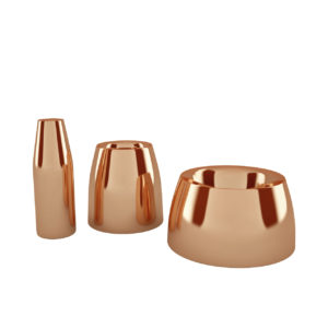 3d model Spun Vase Trio by Tom Dixon