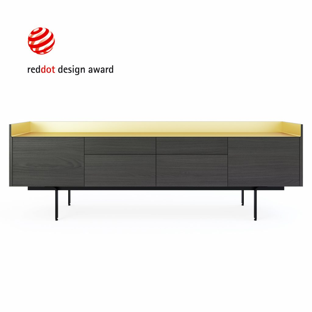 3d model Stockholm Sideboard by Punt