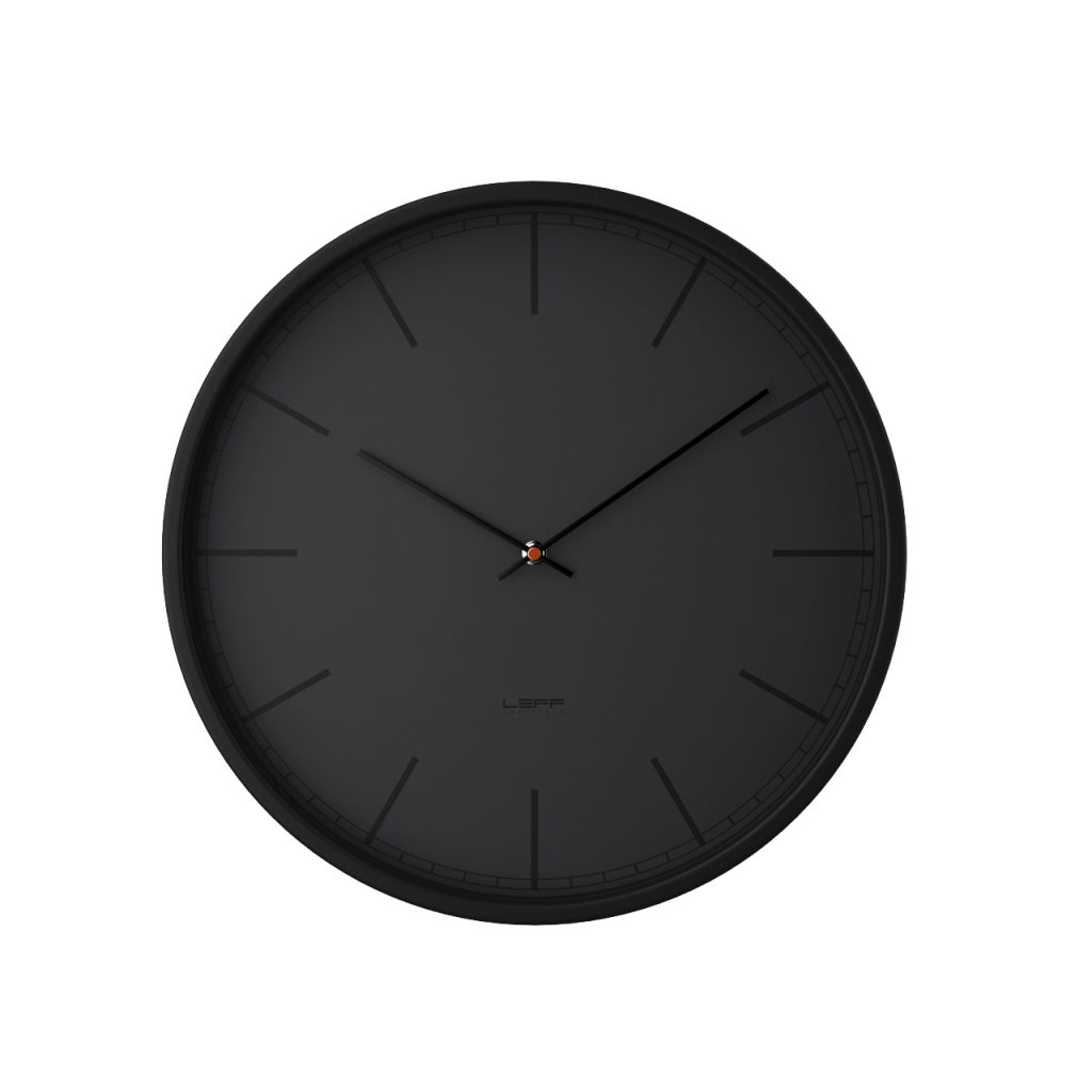 3d model Tone 35 Wall Clock by Leff Amsterdam