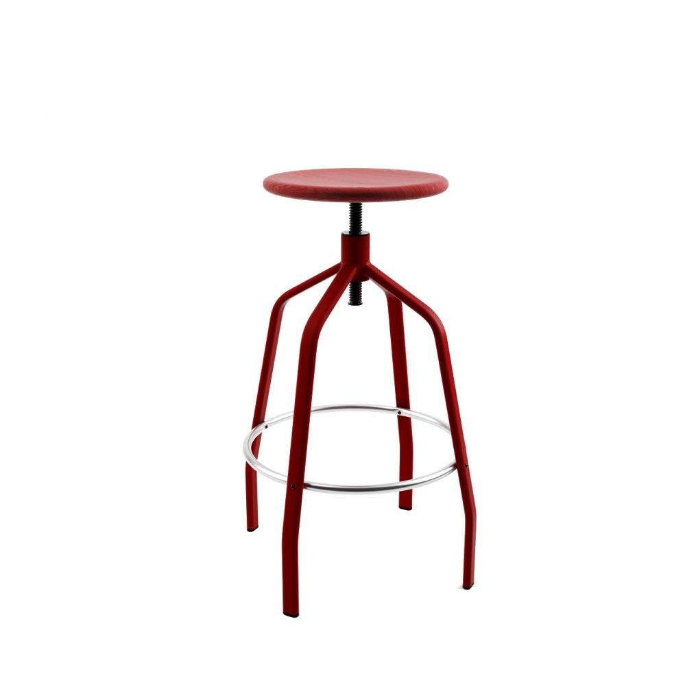 3d model Vito Stool by Area Declic