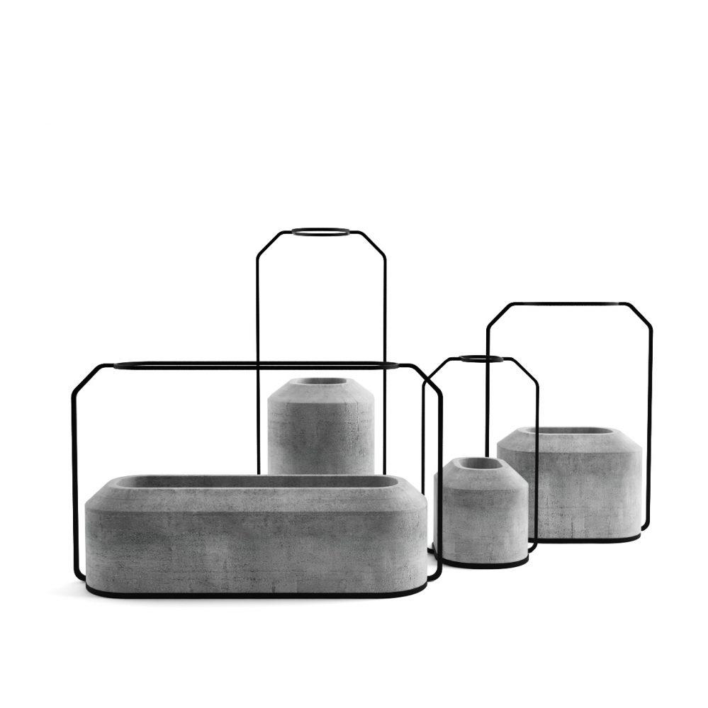 3d model Weight Vases by Decha Archjananun