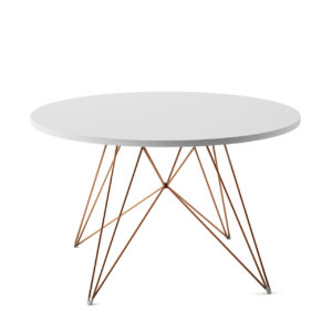 3d model XZ3 Table Round by Magis