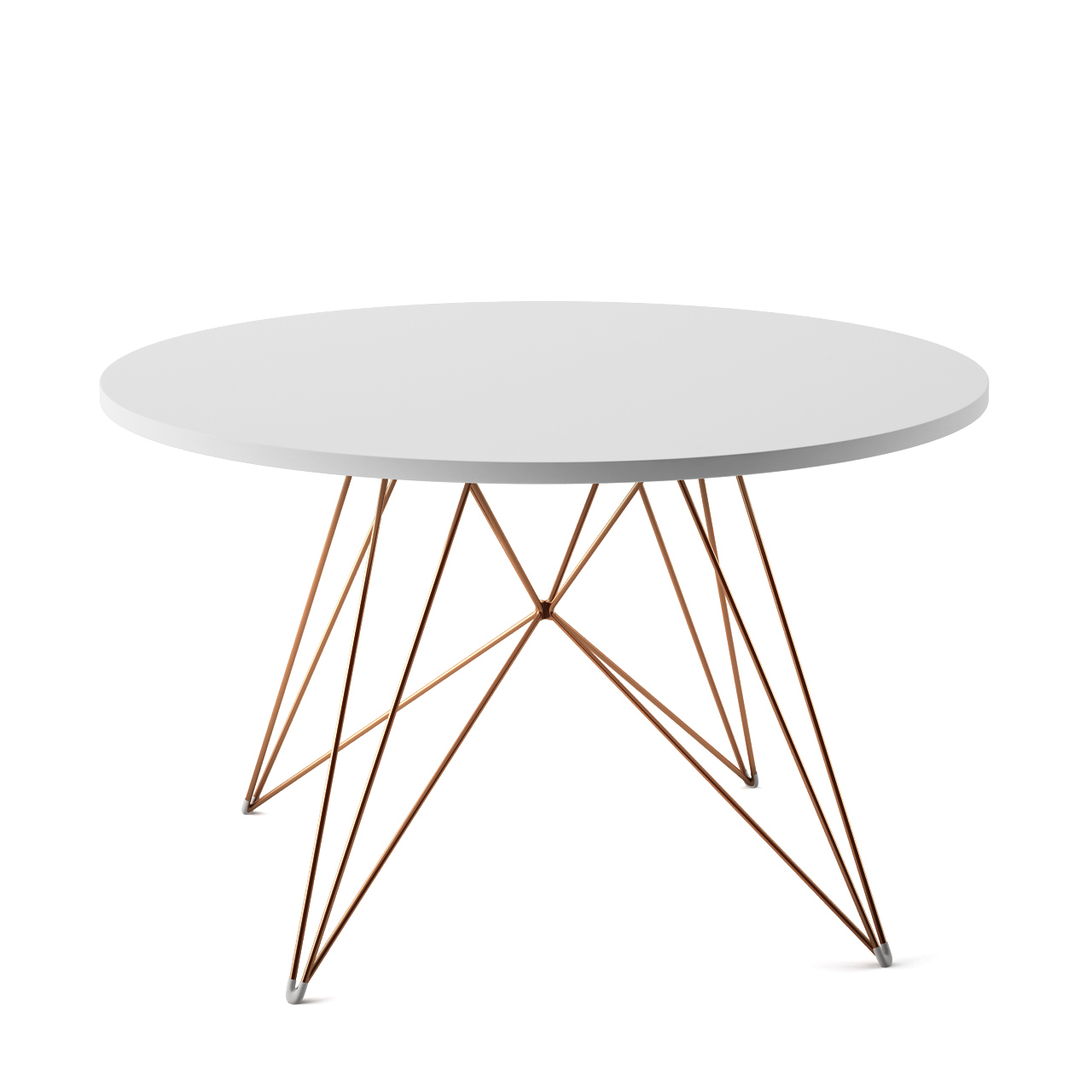 Xz3 Table Round By Magis Dimensiva