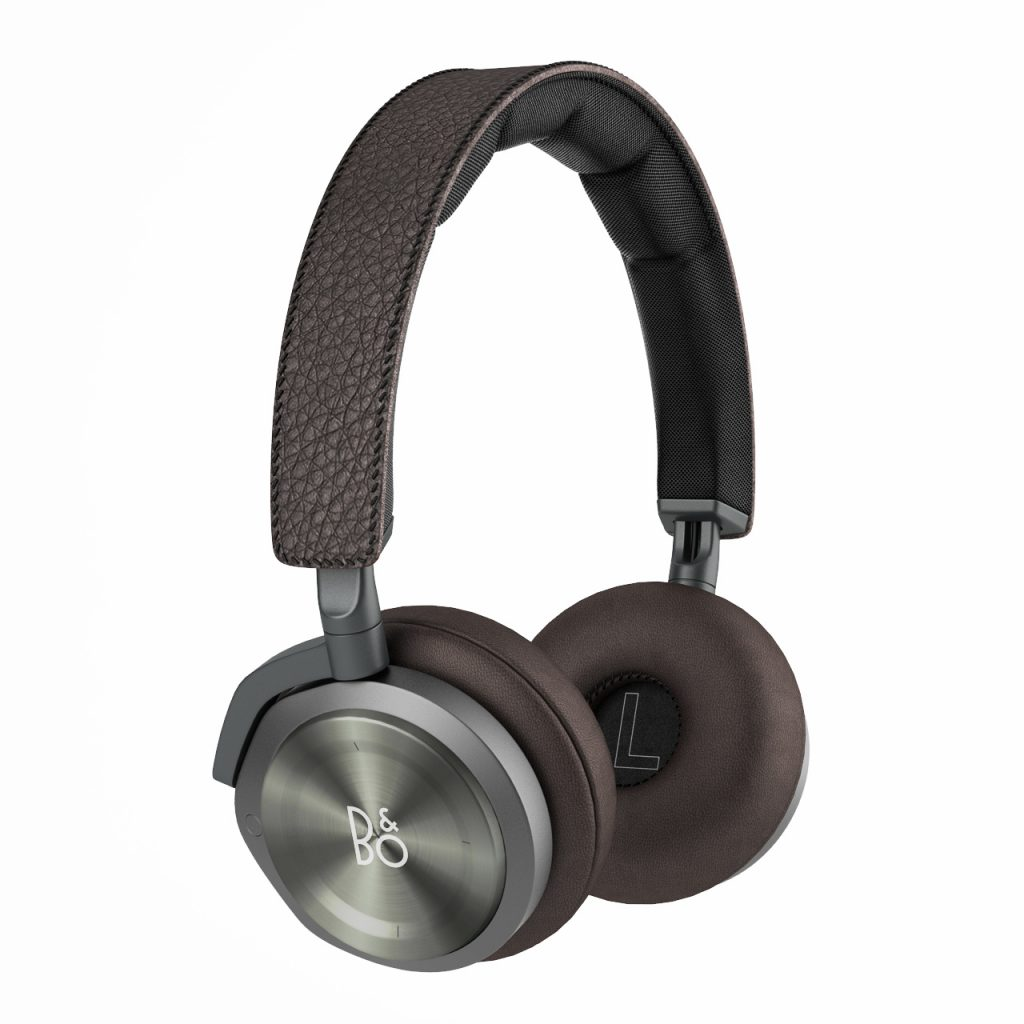 3d model BeoPlay H8 Headphones by Bang & Olufsen