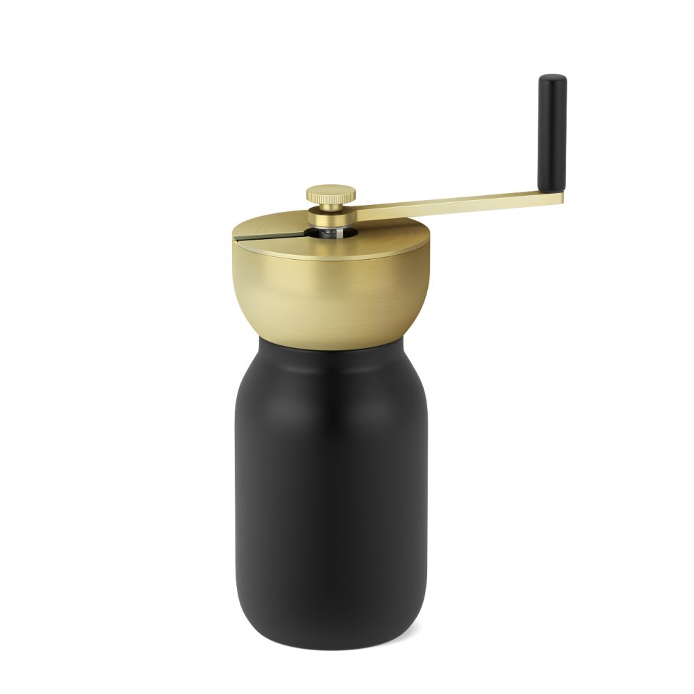 3d model Collar Coffee Grinder by Stelton
