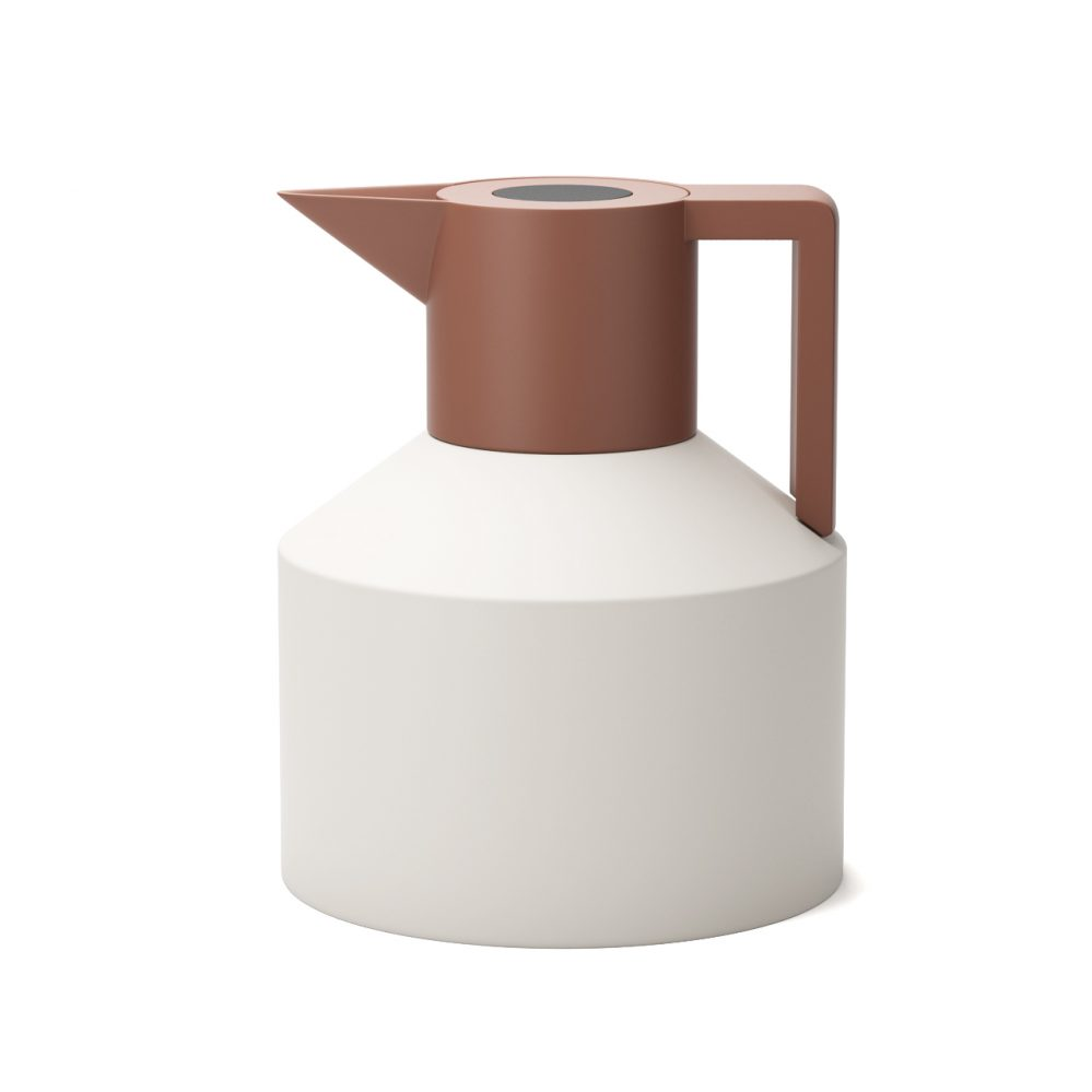 3d model Geo Vacuum Jug by Normann Copenhagen