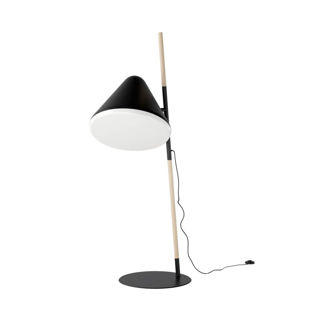 3d model Hello Floor Lamp by Normann Copenhagen