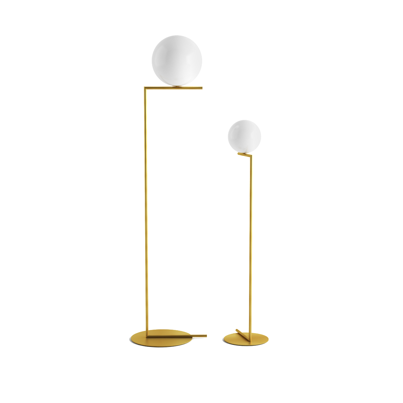 Ic light f by flos dimensiva for Flos bathroom light