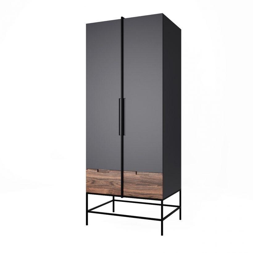 3d model Rosenau Wardrobe by MannMade London
