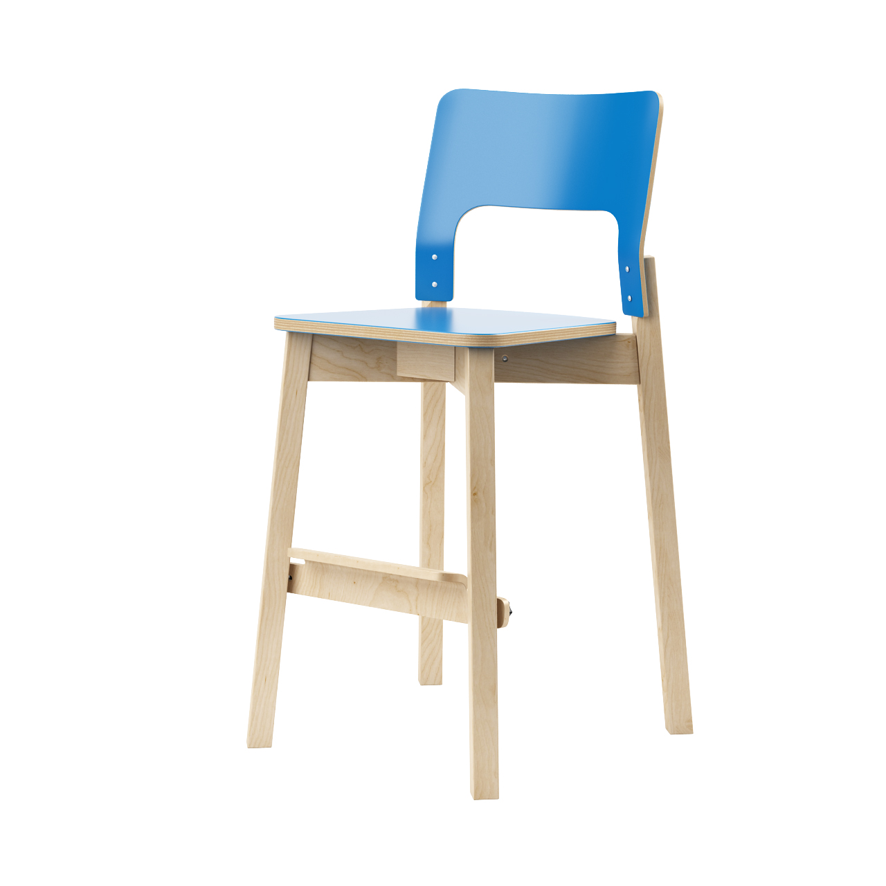 S293H Chair by Balzar Beskow