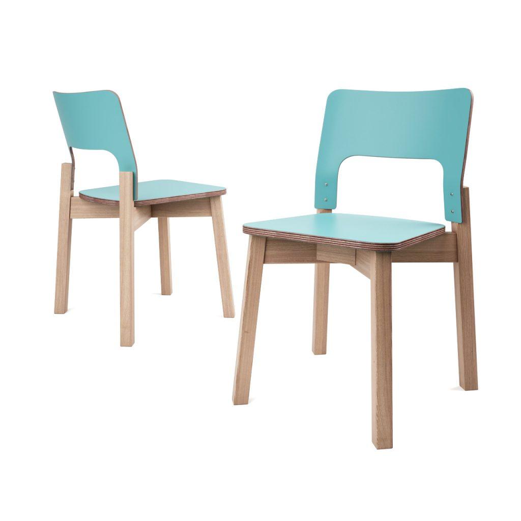 3d model S293 Chair by Balzar Beskow