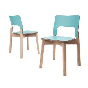 S293 Chair by Balzar Beskow