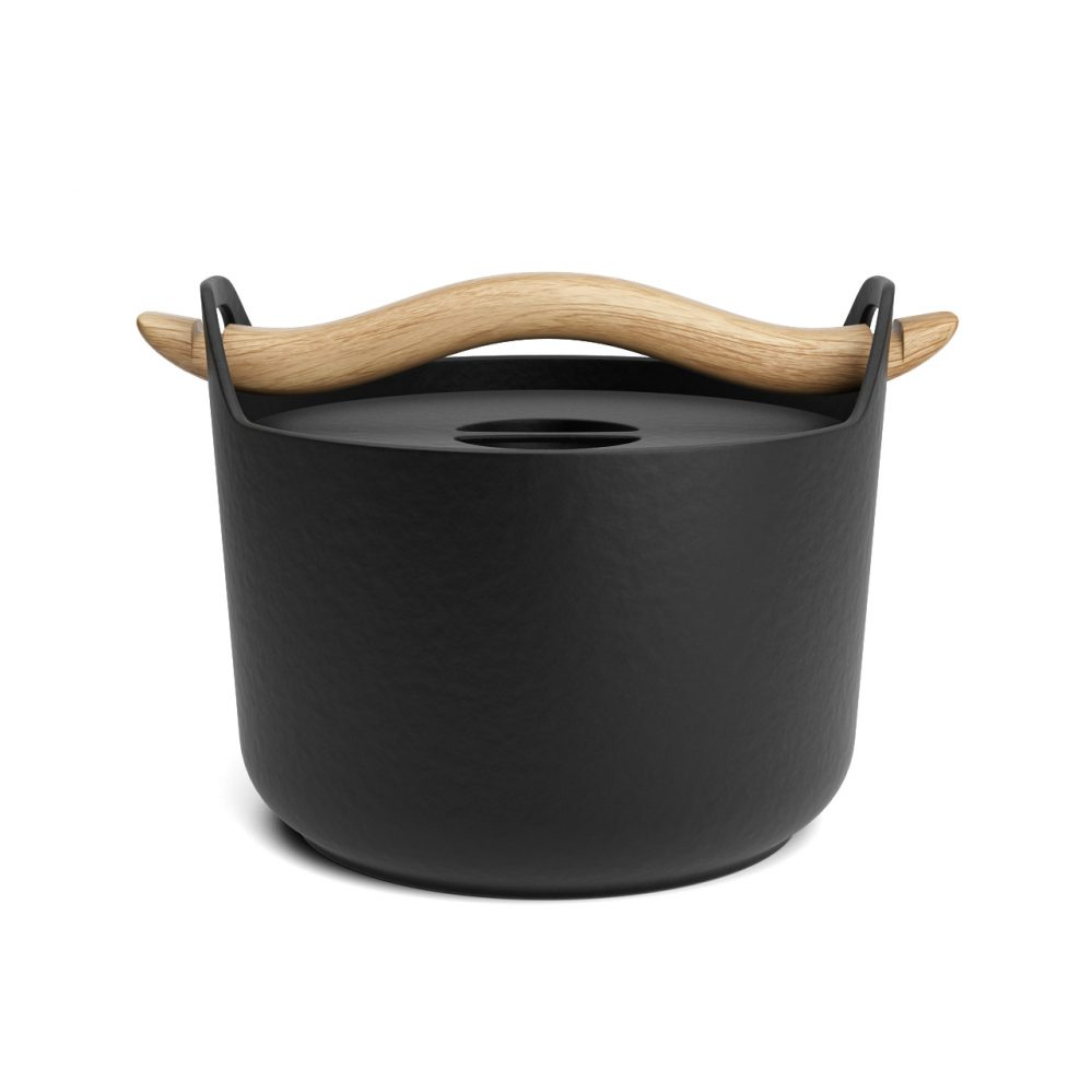 3d model Sarpaneva Cast Iron Pot by Iittala