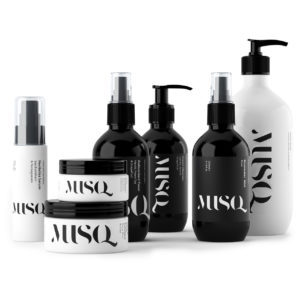 Skincare Cosmetics by Musq