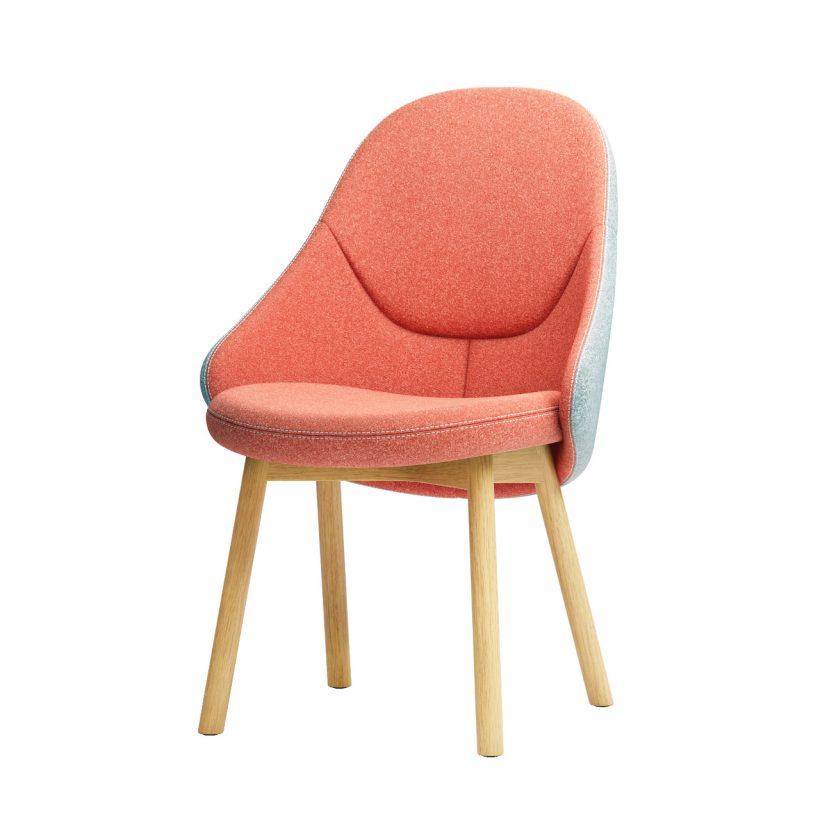 3d model Alba Chair by Ton