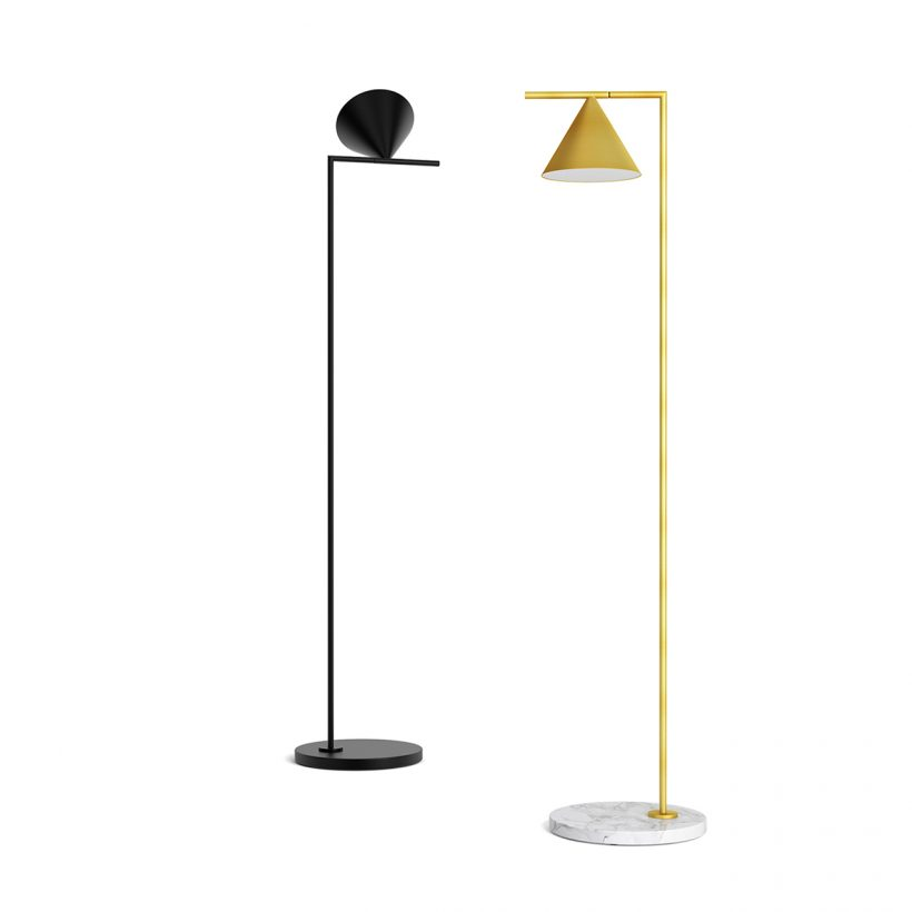 3d model Captain Flint Floor Lamp by Flos