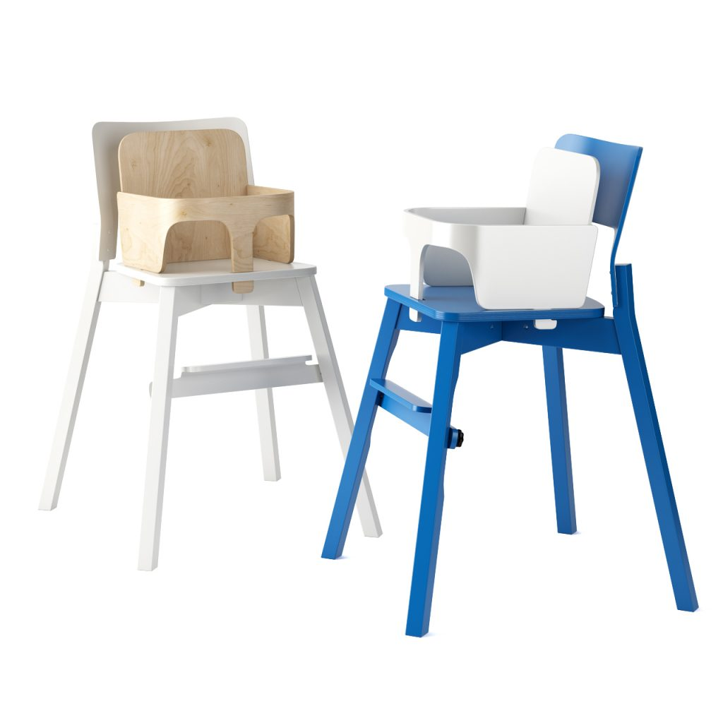 3d model S293HB Chair by Balzar Beskow