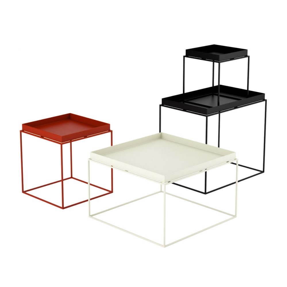 3d model Tray Table by Hay