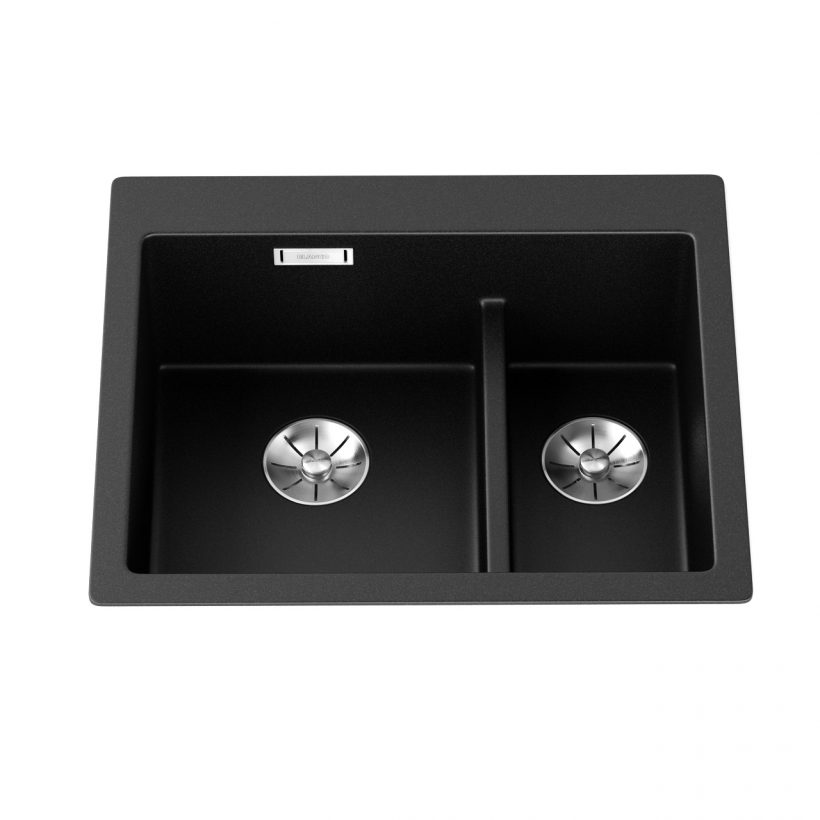 3d model Pleon 6 Split Kitchen Sink by Blanco