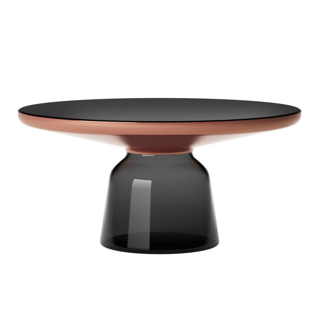 bell coffee table by classicon dimensiva. Black Bedroom Furniture Sets. Home Design Ideas